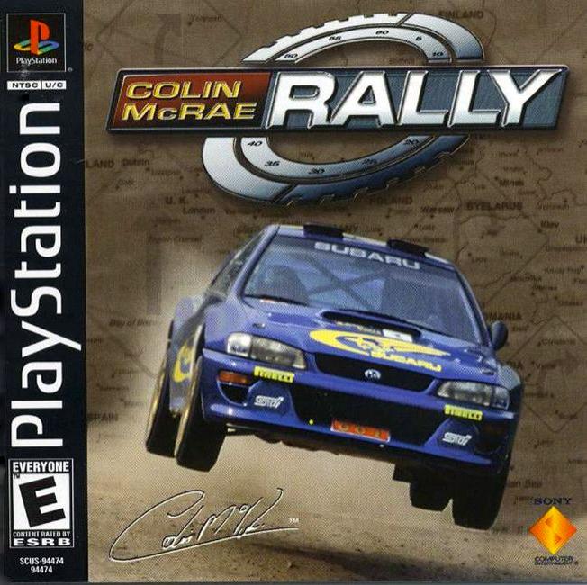 Скачать Игру Colin Mcrae Rally - фото 7